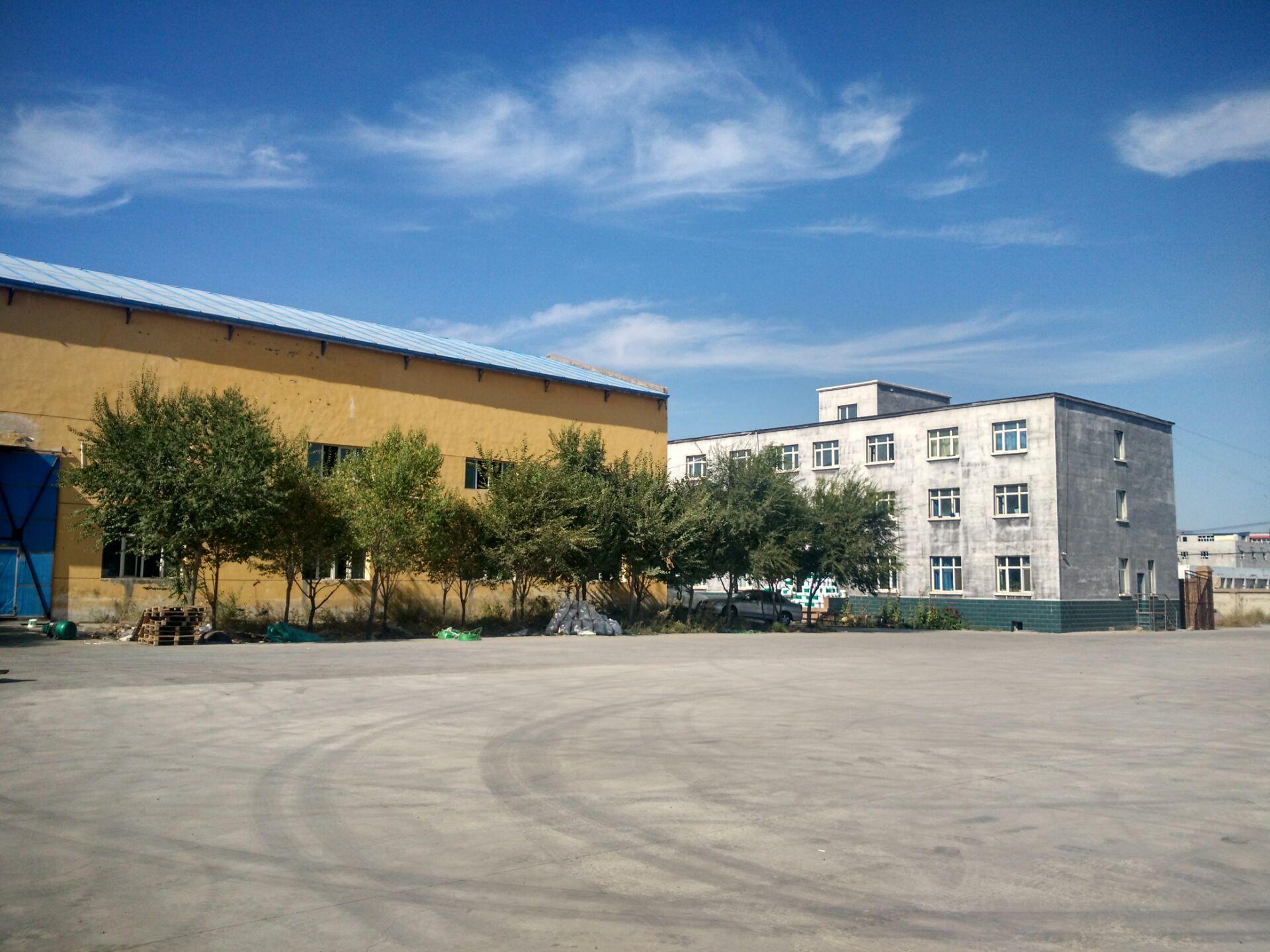 新疆福吉亚工厂