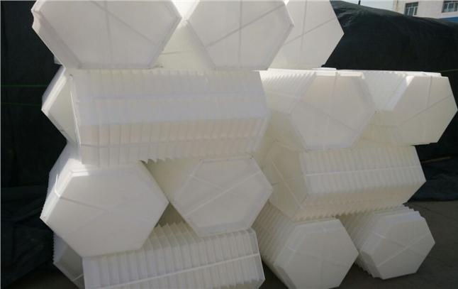 深得客户信任的劲强六边形塑料模具