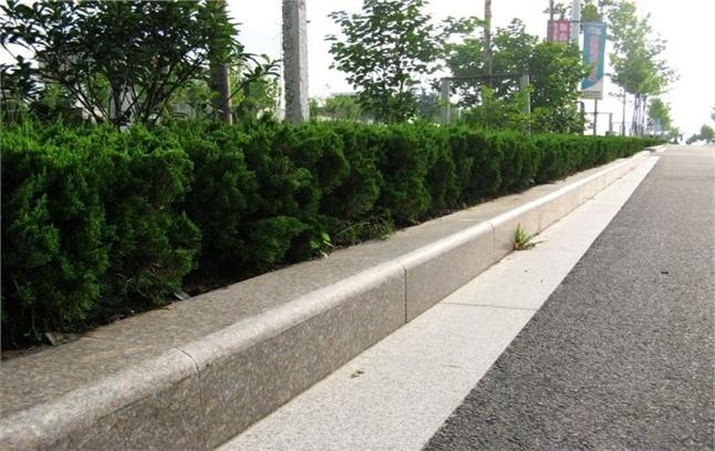 劲强路沿石塑料模具为图木舒克市政道路增添了一份美