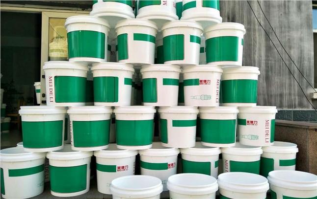 独得新疆石河子人民恩宠的-劲强防冻液塑料桶