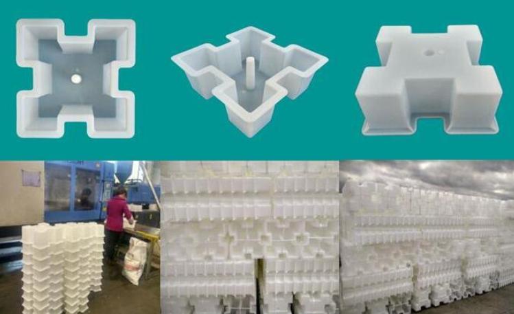 追求高品质的塑料模具