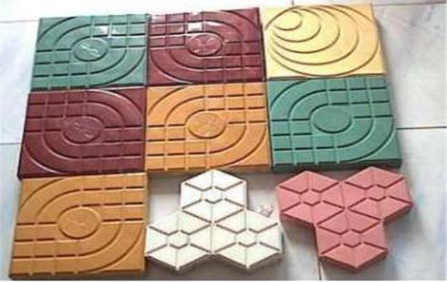 新疆福吉亚彩砖塑料模具一次接88万大单