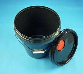 黑色塑料包装桶为什么不好做?