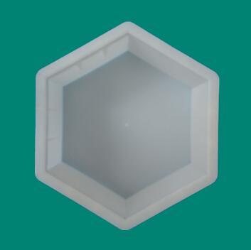 25X15六角水泥预制塑料模具