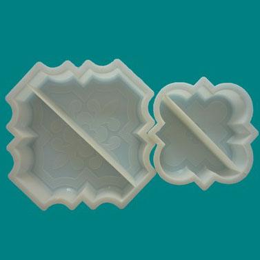 塔吉克花砖塑料模具