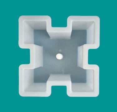 格栅护坡塑料模具